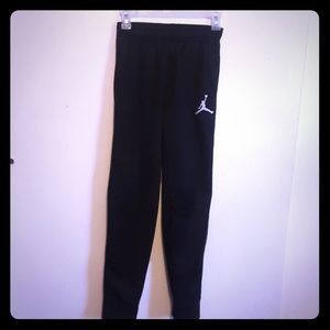 These are Jordan joggers